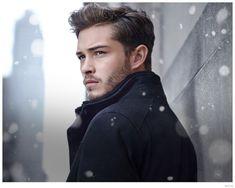 Brazilian model Francisco Lachowski Stars in RW & CO. Holiday 2014 Look Book NOV 2, 2014 ❤️
