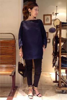 DSQUARED2シルクオーガンジードレス