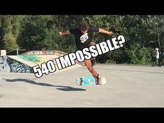 540 IMPOSSIBLE?! - http://dailyskatetube.com/switzerland/540-impossible/ - nstagram - @jonny_Chinaski_Giger My Youtube Channel: http://www.youtube.com/user/Jonnyswitzerland 540 IMPOSSIBLE Source: https://www.youtube.com/watch?v=aG6L7H_-deI
