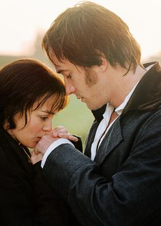 Lizzie and Mr. Darcy