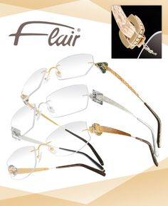 Sparkle In FLAIR Specs