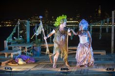 "Mile Square Theatre's performances ""A Midsummer Night's Dream,"" Shakespeare's comedic play, continue in August. This version of the classic has been set in the 1950's on the Hoboken waterfront, as the company revives its critically acclaimed 2007 production of Shakespeare's comedy..."