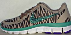 zebra nike shoes, dream shoe, cloth, women nike, zebra shoes