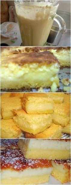 BOLO CREMOSO DE FUBÁ..RECEITINHA DA VOVÓ!! VEJA AQUI>>>Bata tudo no liquidificador Leve ao forno médio, pré-aquecido #receita#bolo#torta#doce#sobremesa#aniversario#pudim#mousse#pave#Cheesecake#chocolate#confeitaria
