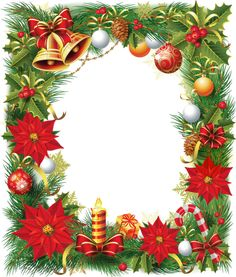 Transparent Christmas Photo Frame with Poinsettia Merry Christmas Photo Frame, Christmas Border, Christmas Frames, Noel Christmas, Christmas Clipart, Christmas Background, Christmas Books, Christmas Paper, Christmas Wallpaper