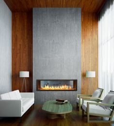rustic fireplaces town & country | Design and room by Town & Country Fireplaces