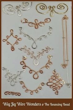 Image result for Free Wigjig Patterns #jewelrytips  #JewelryTips