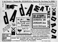 Movimentos Vanguarda. Dadaísmo- Movimento artístico moderno que teve inicio em Zurique, em 1916 durante a primeira guerra mundial. O dadaismo vem para abolir de vez a lógica, a organização, a postura racional, trazendo á arte um caracter de espontaneidade.