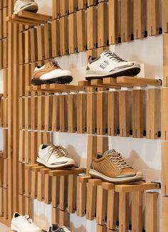 Tienda Club de Golf Peralada en Girona. Tarruella Trenchs Studio