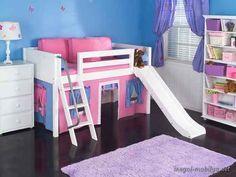 nice Kız çocuk odası dekorasyonları