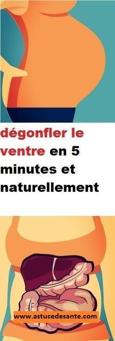 dégonfler le ventre en 5 minutes et naturellement Fast Weight Loss, Lose Weight, Mineral Nutrition, Take Care Of Your Body, Anti Cellulite, Lip Service, Lessons For Kids, Belleza Natural, Health Tips