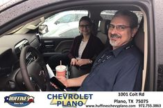 Huffines Chevrolet Plano Customer Review  Loved dealing with Sean and Huffines Chevrolet. Extremely well organized and easy process to buy a new Truck. Everything was up front and we were on the same page at all times.   Mark, https://deliverymaxx.com/DealerReviews.aspx?DealerCode=NMCL&ReviewId=68943  #Review #DeliveryMAXX #HuffinesChevroletPlano