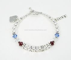 Deployment Bracelet® mailed to Marilyn in California.
