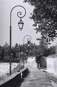 Arles - France. We had a nice walk along the waterfront.