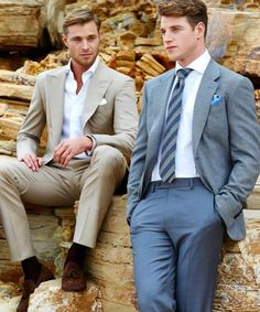 In love with these suits   Huntsman Spring/Summer 2014 Campaign