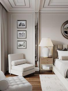 47 Cool Urban Farmhouse Master Bedroom Makeover Ideas – – Home Decor Classic Home Decor, Classic House, Modern Classic Interior, Bedroom Tv Unit Design, Master Bedroom Makeover, Modern Bedroom, Trendy Bedroom, Bedroom Classic, Natural Bedroom