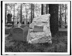 Ralph Waldo Emerson's grave, Sleepy Hollow, Concord, Mass.