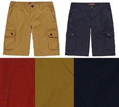 Arizona Boys Cargo Chino Shorts Cotton adjustable kids size 8 12 14 16 18 20 NEW  12.99 http://www.ebay.com/itm/Arizona-Boys-Cargo-Chino-Shorts-Cotton-adjustable-kids-size-8-12-14-16-18-20-NEW-/252704311140?ssPageName=STRK:MESE:IT