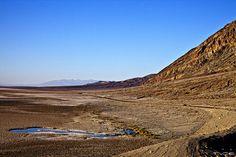 Badwater, Death Valley, Nevada. Photo by CJ Schmit