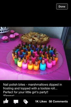 Party ideas for kids.