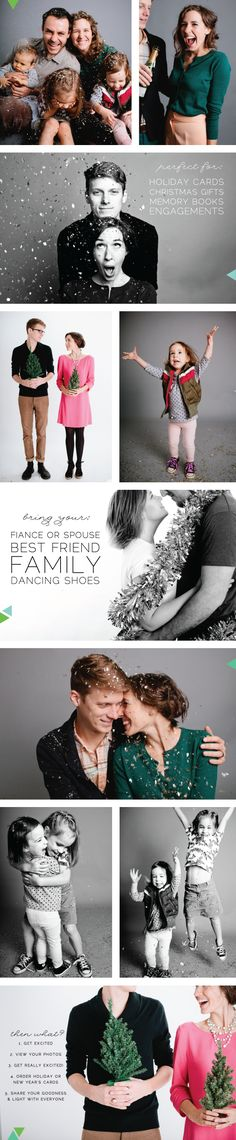 For family xmas pics 2015 3rd from bottom for hubby and I (kids can throw the confetti at us :)