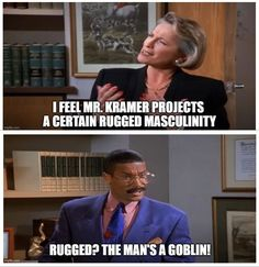 Can Kramer work as a male model? There seems to be a difference of opinion. Difference Of Opinion, Seinfeld, The Man, Favorite Quotes, Laughter, Comedy, Feelings, Sayings, Youtube