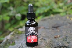 Orange Wintergreen and Vanilla Beard Oil by BeardedNomad on Etsy