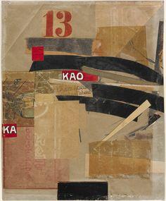 Kurt Schwitters by Melissa Venator | ART LIES: A Contemporary Art Quarterly
