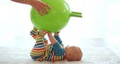 49 Ejercicios de Estimulación Temprana para Bebés y Niños - Imagenes Educativas