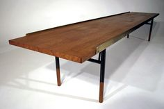 Long low coffee table - Finn Juhl (Bovirke)