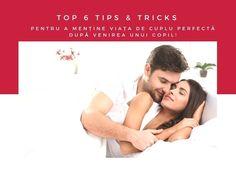TOP 6 TIPS & TRICKS pentru a menține viața de cuplu PERFECTĂ după venirea unui copil! Tips, Movie Posters, Movies, Films, Film Poster, Cinema, Movie, Film, Movie Quotes