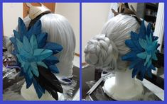 Hi, everyone! This is my little WIP-tutorial-wannabe of the wing of Gwendolyn from Odin Sphere! I'm a huge fan of Odin Sphere for quite a time now,but I never made any cosplays of it because I had ...