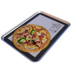 Silicone Bakeware Baking Sheet - 16.5 x 11.5 Inches - BONUS Baking Book - New fiberglass technology - Healthy No Oil Needed - Less mess - Parchment Paper Substitute - Baking mat supplies Saving Cost -- Insider's special review that you can't miss. Read more :  - baking necessities