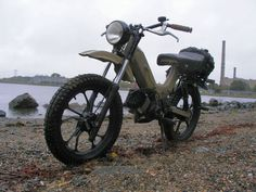 Re: Custom Tomos ST pics at the Beach 50cc, Dream Machine, Mopeds, Motorcycle Bike, Bike Design, Cars And Motorcycles, Motorbikes, Open Roads, Blue Skies