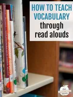 Our learners need big vocabularies to be successful readers. The good thing is that it's easy to build vocabulary through simple read alouds! Love the practical tips here. #readaloud #vocabulary #kindergarten #firstgrade #interactivereadalouds