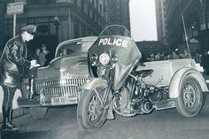 Pictures & History of Harley-Davidson Servi-Cars  http://blog.leatherup.com/2015/12/14/harley-davidson-servi-cars/  #servicars