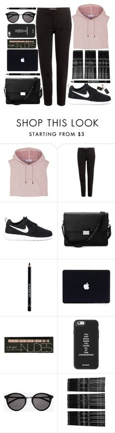 """""""You come and pick me up"""" by itaylorswift13 ❤ liked on Polyvore featuring adidas, Etro, NIKE, Aspinal of London, Givenchy, Yves Saint Laurent, Monki, Sigma Beauty, women's clothing and women"""
