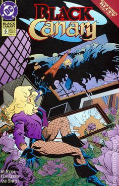 Black Canary (1993 2nd Series) 6