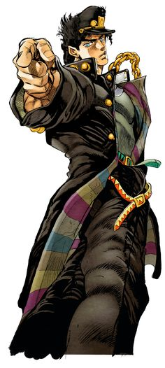Image result for jotaro kujo