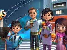 Miles From Tomorrowland | Disney Junior For Grown-Ups