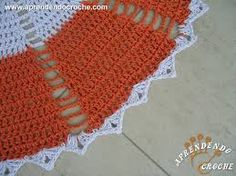Resultado de imagem para tapete russo de croche