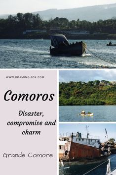 Disaster, Compromise and Charm at the Comoros — Roaming Fox Throughout The World, Around The Worlds, Sailing Catamaran, Destin Beach, Photo Essay, Archipelago, Holiday Destinations, Marine Life, Scuba Diving