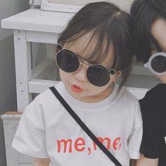 Cute Baby Twins, Cute Asian Babies, Korean Babies, Asian Kids, Cute Little Baby, Little Babies, Ulzzang Kids, Ulzzang Couple, Couple Avatar