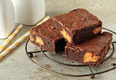 butterfinger brownies!