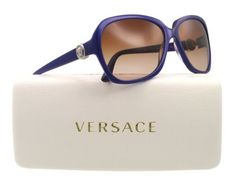 Sunglasses Versace VE4218B 936/13 VIOLET BROWN GRADIENT Versace. $147.60