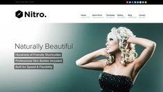 Nitro -  Responsive MultiPurpose Theme #theme #wordpress #responsive #wp #website #web #webdesign [$45]