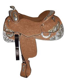 One Day I will have a Blue Ribbon Show Saddle!