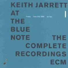 Keith Jarret, At The Blue Note (Complete Recordings) [6 CD Box Set] ECM