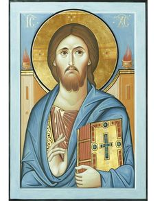 Christ of sinai Religious Images, Religious Icons, Religious Art, Byzantine Icons, Byzantine Art, Life Of Christ, Jesus Christ, Madonna, Christ Pantocrator