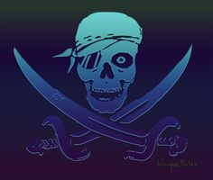 Jolly Roger  by Wayne Miles